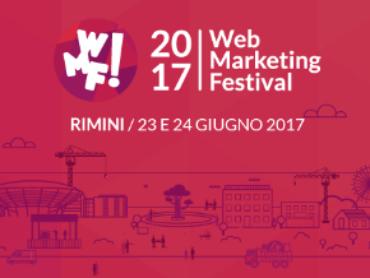 Web marketing festival Rimini 23-24 giugno