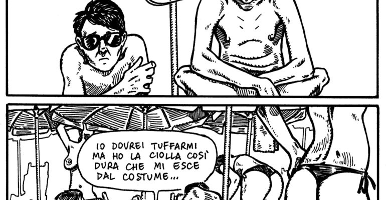 #Vetrioloechina: Odio l'estate