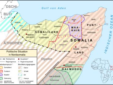 Tra Puntland e Somaliland potrebbe vincere al Shabaab