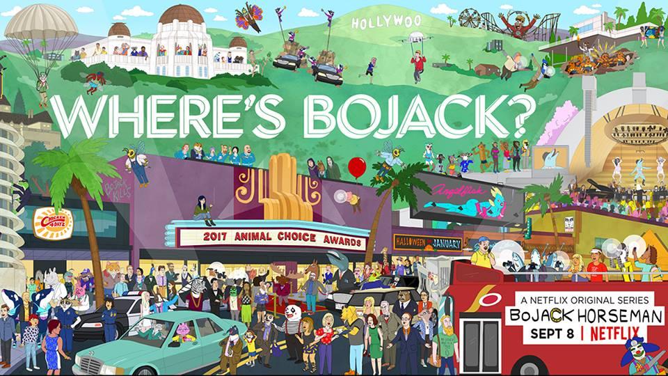 La quarta stagione di Bojack Hoseman