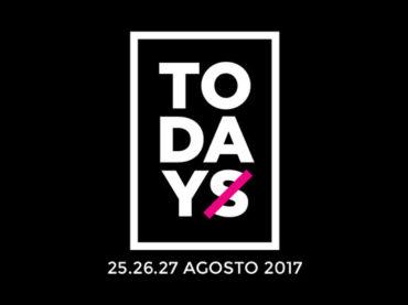 TOdays Festival, Torino, 25 e 27 Agosto 2017