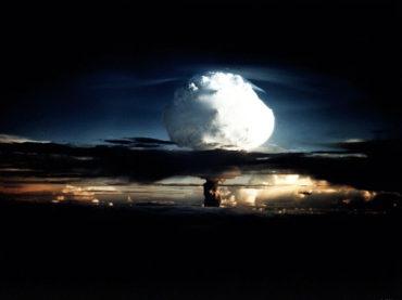 L'energia distruttiva dell'atomo