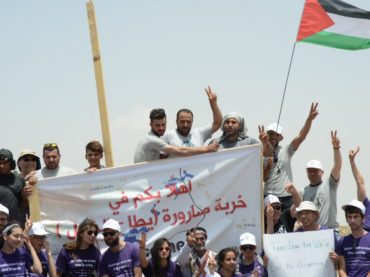 Sumud: Freedom Camp, una scommessa di pace fra israeliani e palestinesi