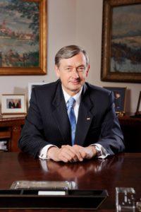 Danilo Türk, ex Presidente della Slovenia (Credits: Danilo Türk/Facebook)