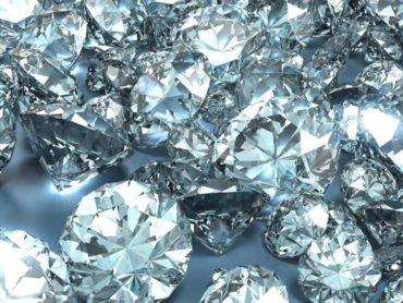 Il diamante, un gioiello per la fisica