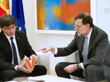 Nulla di fatto: la Catalogna sospende la dichiarazione d'indipendenza