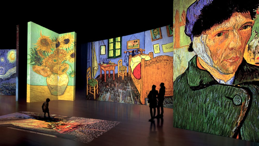 Van Gogh alive-the Experience