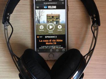 Veleno: la prima serie podcast di Pablo Trincia – Puntata II
