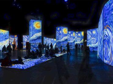 Van Gogh alive – The experience: viaggiare in una chiesa