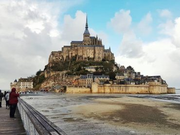 #IlGiroDelMondo: le Mont-Saint-Michel