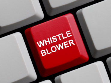 "In Italia il ""whistleblowing"" è legge"