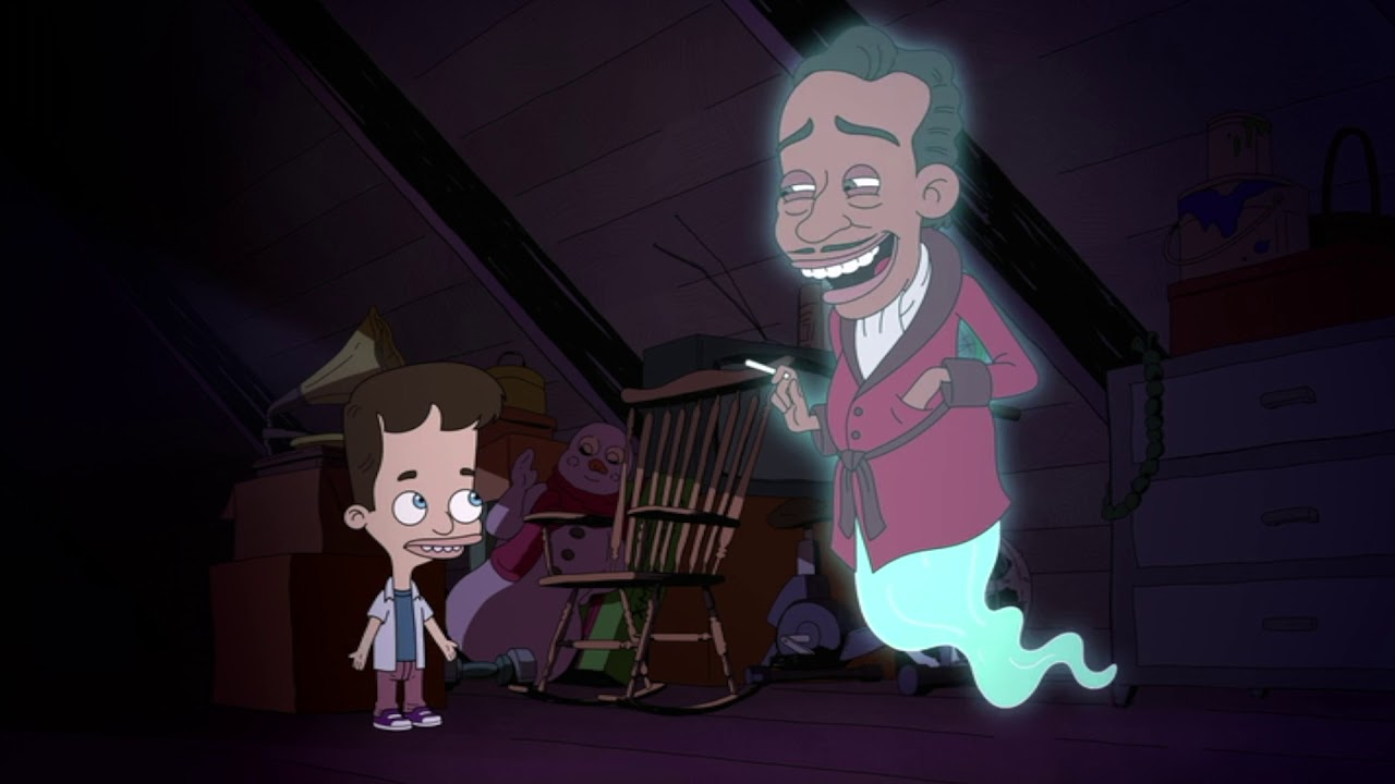 scene from big mouth