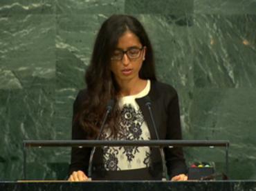 La storia di Marwa Hagi: dalla Libia alle Nazioni Unite, orgoglio bolognese