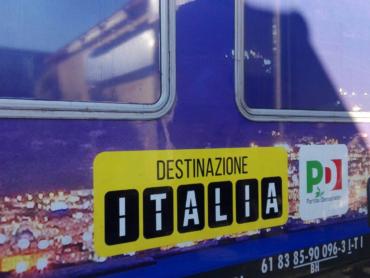 Destinazione Italia: un viaggio a senso solo, senza ritorno se non il voto
