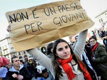 Giovani e Lavoro: perché l'Italia arranca?