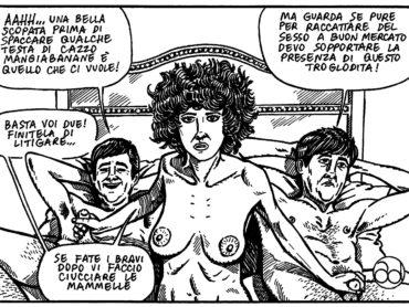 #Vetrioloechina: Mamma Italia