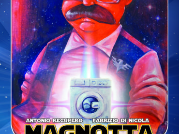 Mario Magnotta diventa eroe in un fumetto