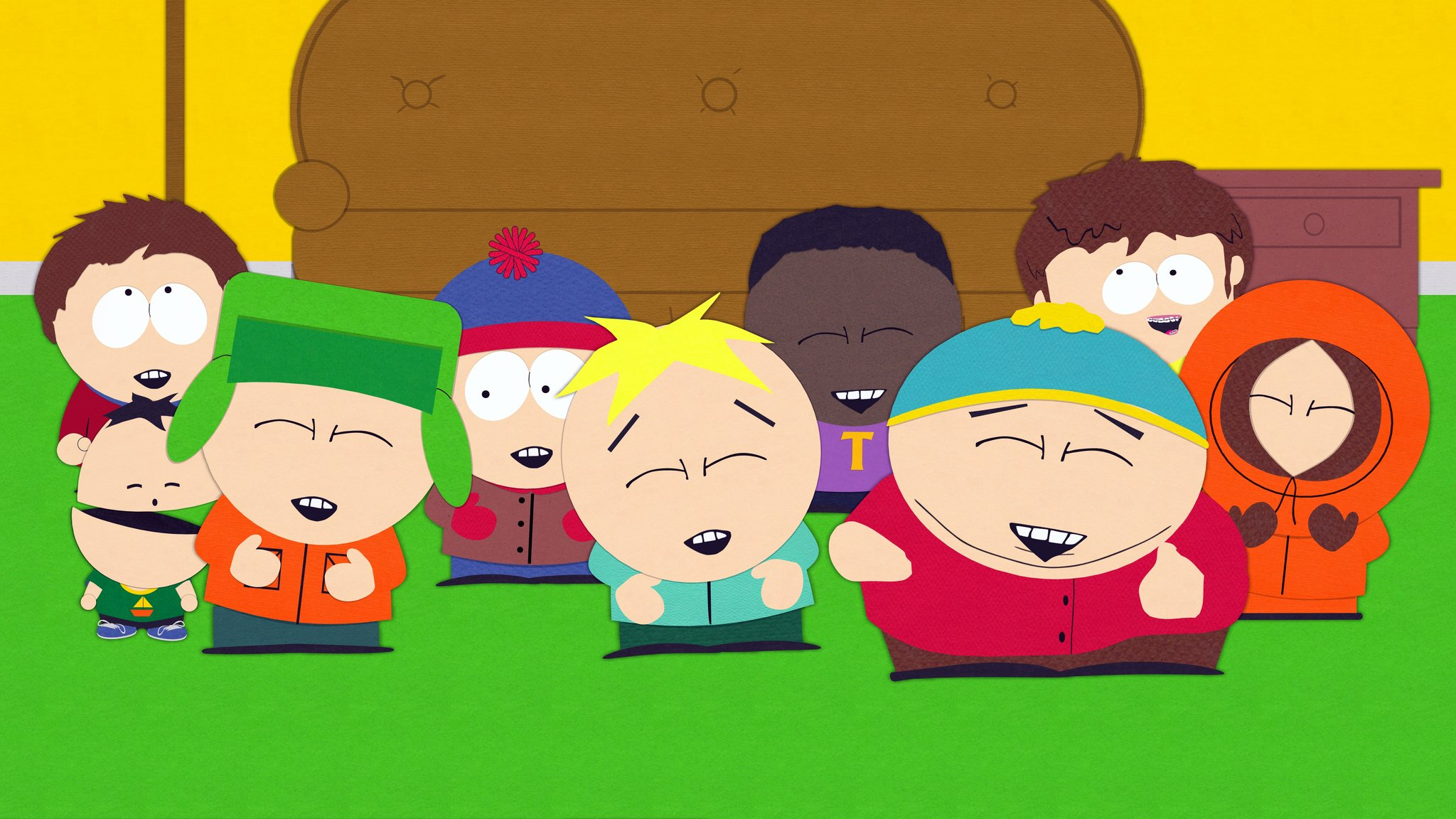 scene from south park season 21