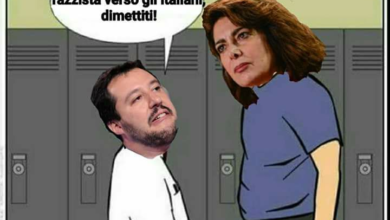 Boldrini VS Salvini – Il dibattito che tutti stavamo aspettando