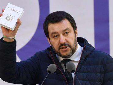 Salvini, Trump e l'evangelismo nazionale