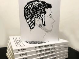 """""""Il peso delle cose"""": il primo libro di Er Pinto, poeta di strada romano"""