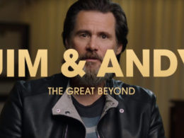 """Jim & Andy"": un inedito Jim Carrey alle prese con il personaggio di Andy Kaufman in ""Man on the Moon"""