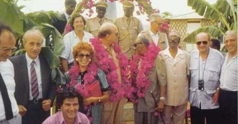 Craxi, un socialista terzomondista a Mogadiscio