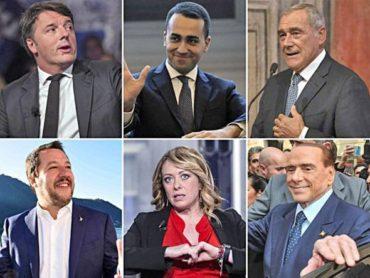 Perché la politica italiana è bellissima