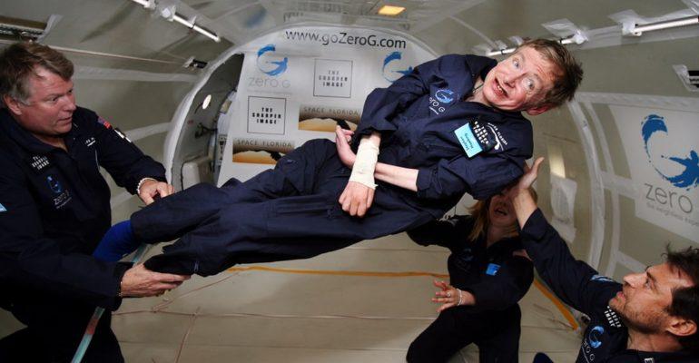 Il grande sogno di Stephen Hawking