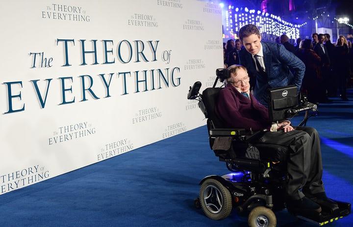 Hawking Redmayne