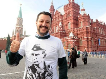 Verso est. Visegrád, Matteo Salvini e il futuro dell'Europa.