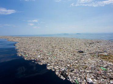 Nell'Oceano Pacifico c'è un'immensa isola di plastica