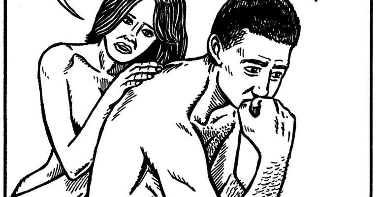 #Vetrioloechina: Ansia da prestazione