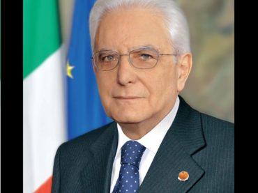 Apokolokyntosis del Presidente Mattarella