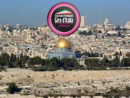 Il Giro d'Italia non cancella l'occupazione israeliana