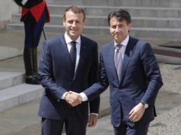 Aquarius supera la Sardegna mentre Macron e Conte voltano pagina