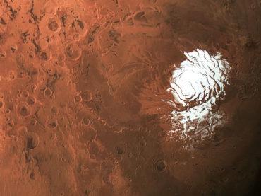 Nel sottosuolo di Marte c'è un lago di acqua liquida