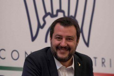 La gravità delle parole di Matteo Salvini in Russia