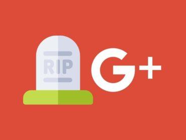 La fine di Google Plus