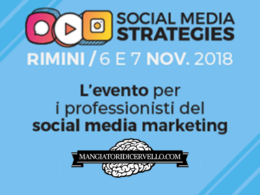 Social Media Strategies – Rimini 2018