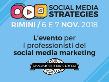 Social Media Strategies – Rimini 2018