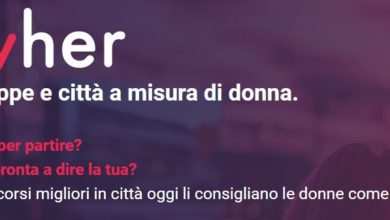 Wher: app che rende la città sicura per le donne