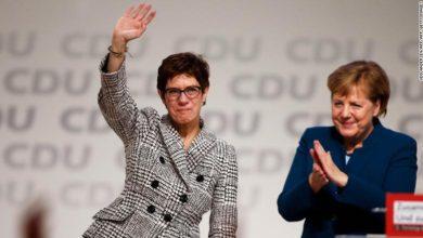 Addio Merkel! Benvenuta Karrenbauer!