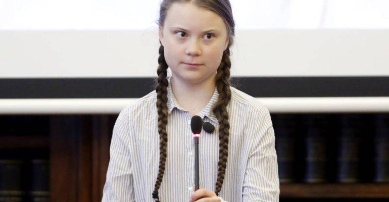 Greta e il suo ambientalismo da quattro soldi
