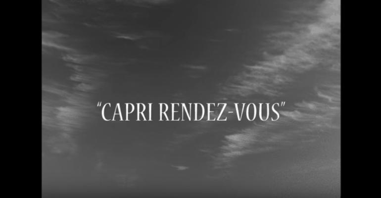 """LIBERATO: """"Capri Rendez-Vous"""". Quando la musica diventa cinema"""