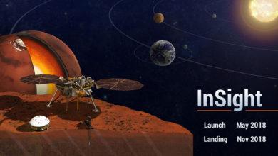 Missione InSight: Keep on…Mars