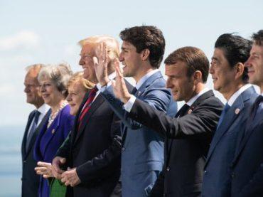 G7: fiera delle vanità e delle ipocrisie