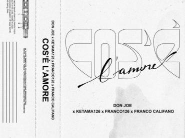 """""""Cos'è l'amore"""": Don Joe fa rivivere Franco Califano"""