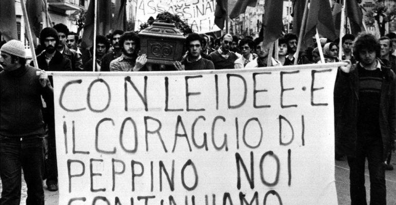 Peppino Impastato, la voce dell'anti-mafia