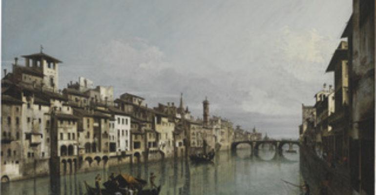 Bernardo Bellotto alla Fondazione Ragghianti di Lucca
